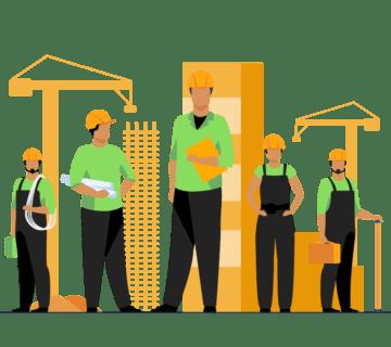 بانک مشاغل ساختمانی