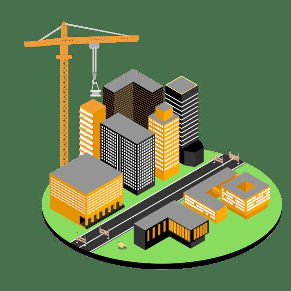 معرفی پروژه های ساختمانی