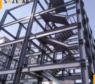 سازههای فلزی و مزایای آنها