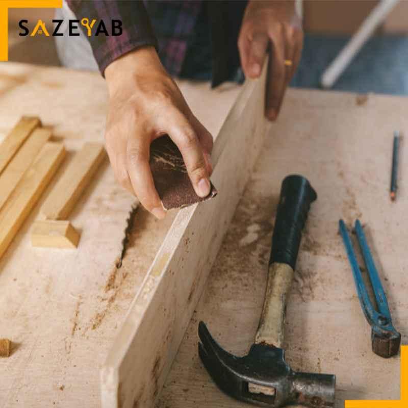 چوب در صنعت ساختمان