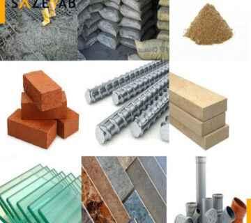 25 درصد مصالح ساختمانی تاییدیه استاندارد ندارند!