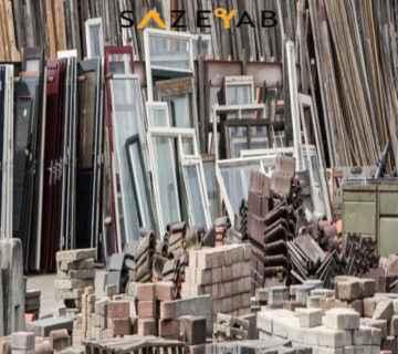 گزارش وزیر صمت در مورد قیمت و توزیع مصالح ساختمانی